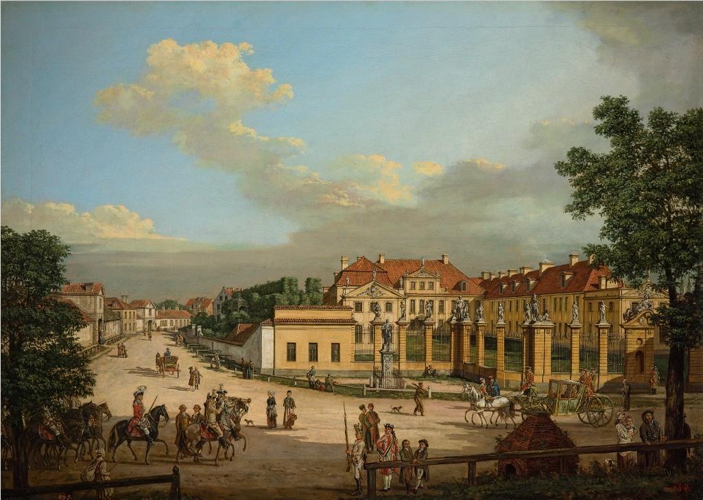 Pałac Mniszchów w Warszawie