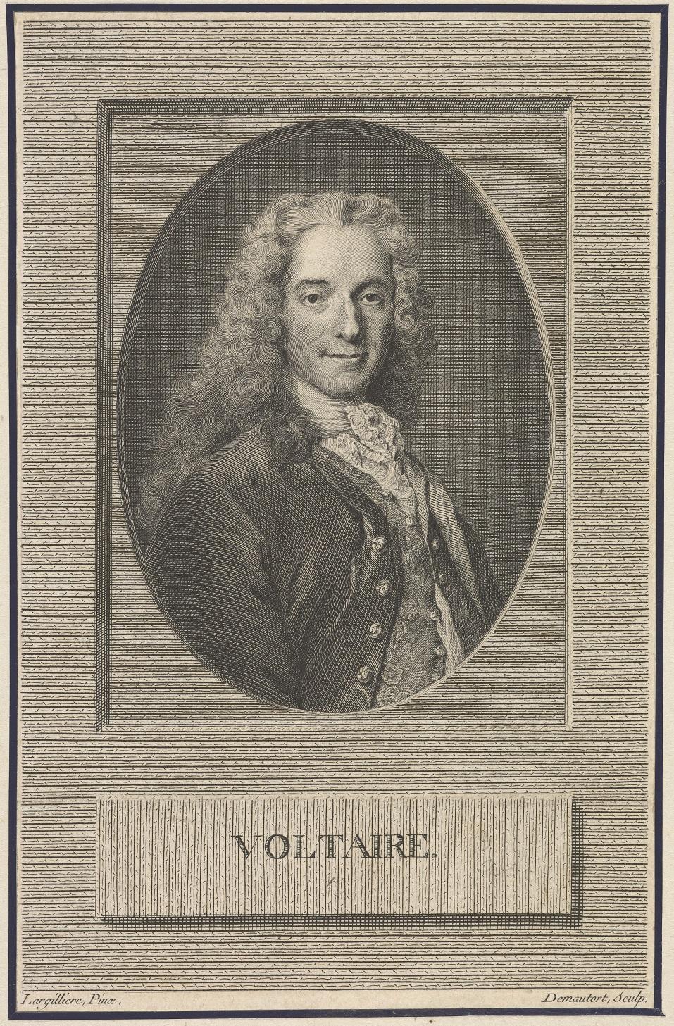 Portret Woltera