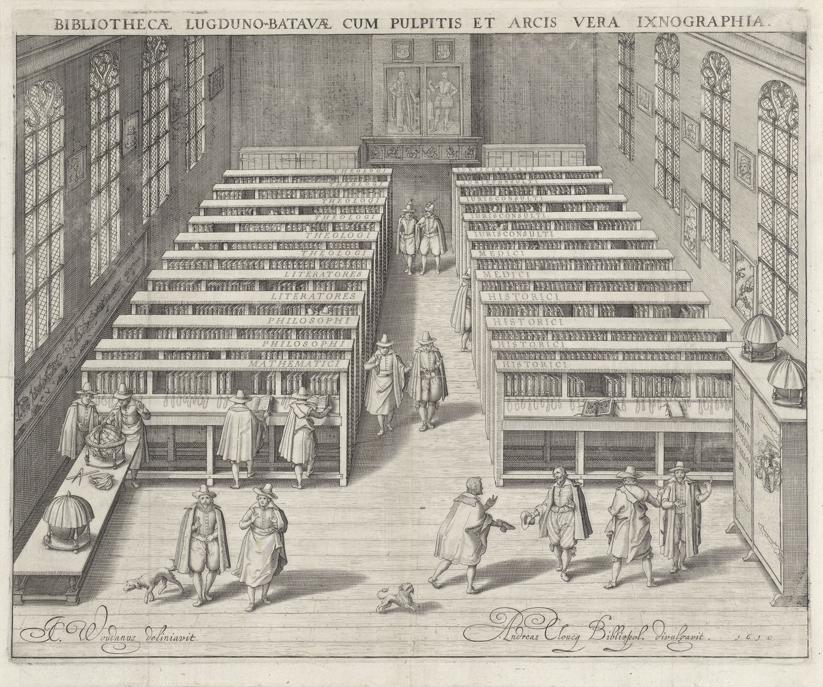 Biblioteka Uniwersytetu w Lejdze