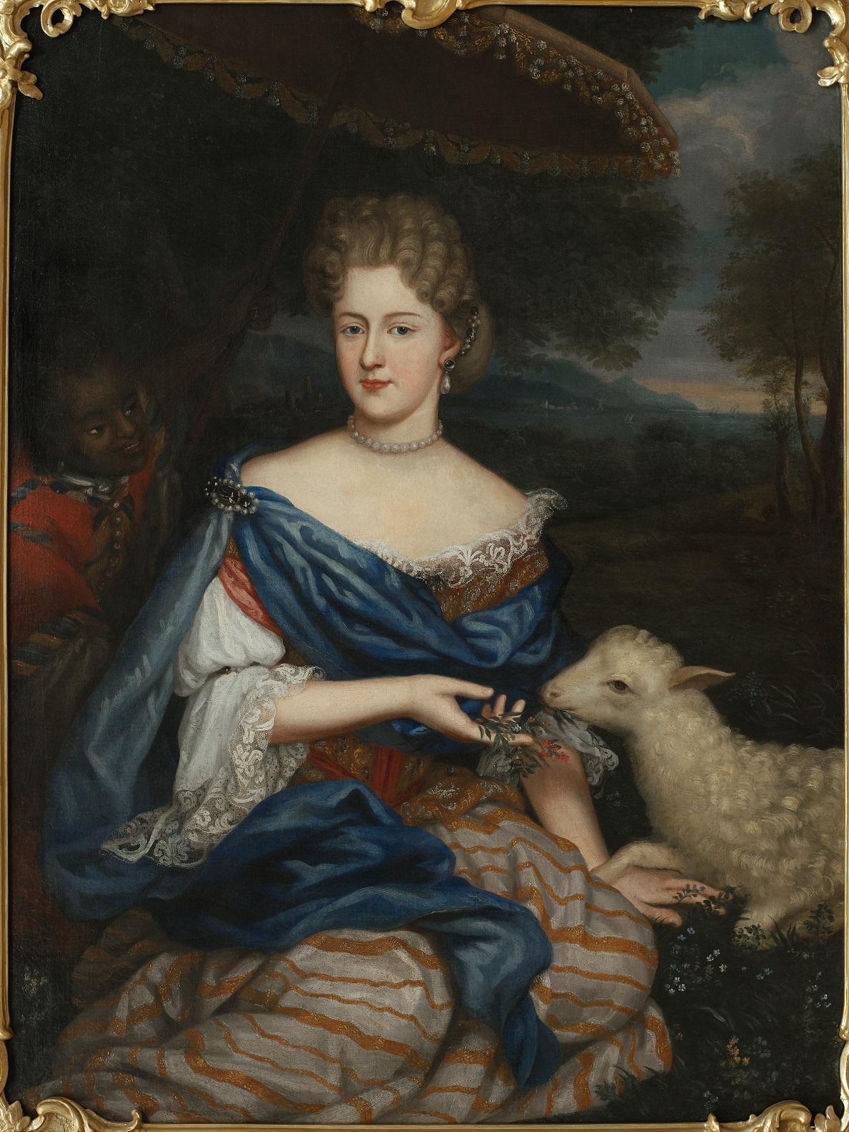 Karolina de Bouillon (?)