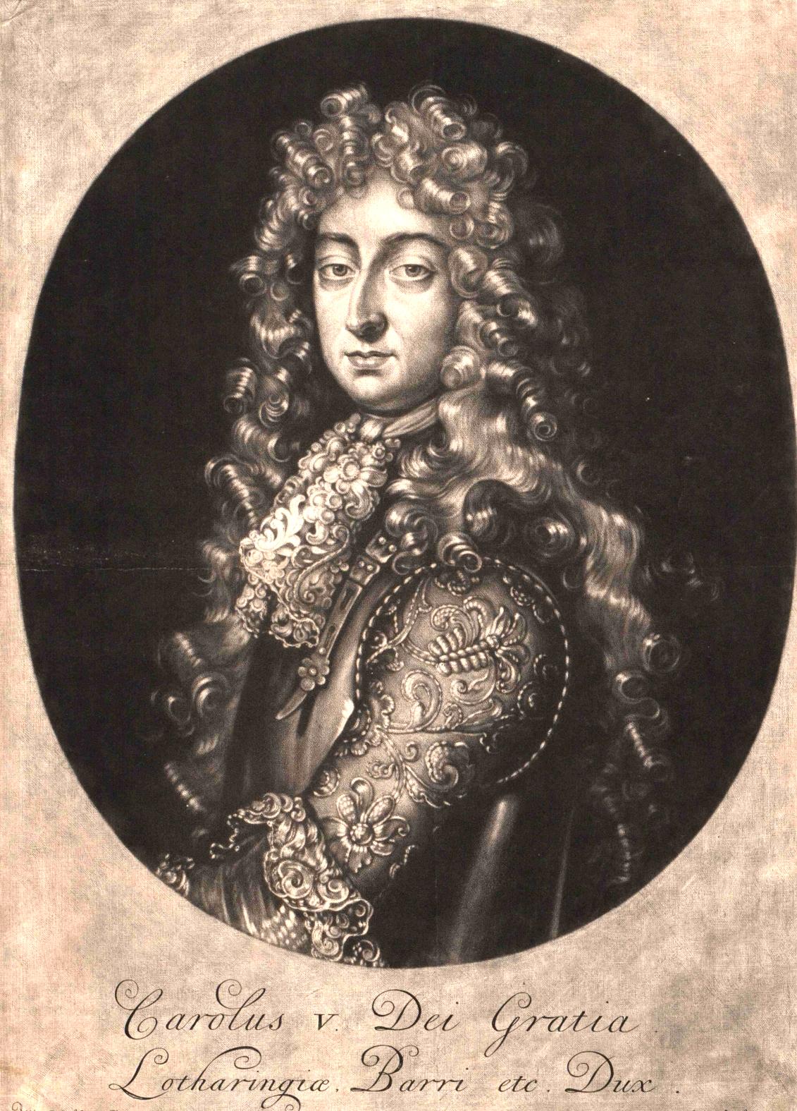 Karol V Lotaryński