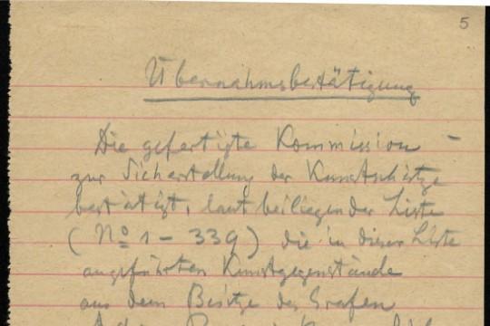Akcja zabezpieczania przez Niemców zbiorów wilanowskich lata 1939-1944_DA.86 Wil-k5.jpg