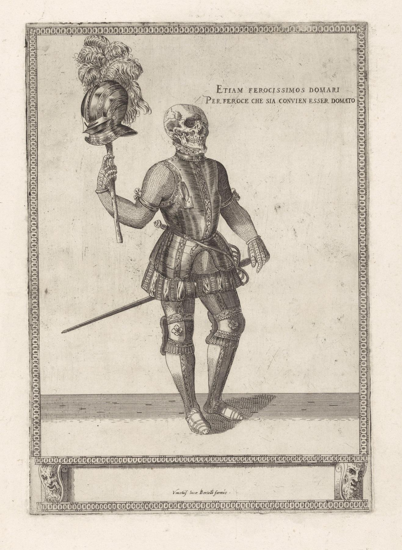 Szkielet w zbroi