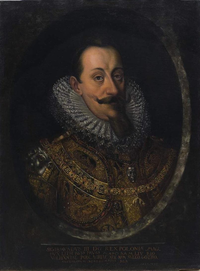 Portret Zygmunta III