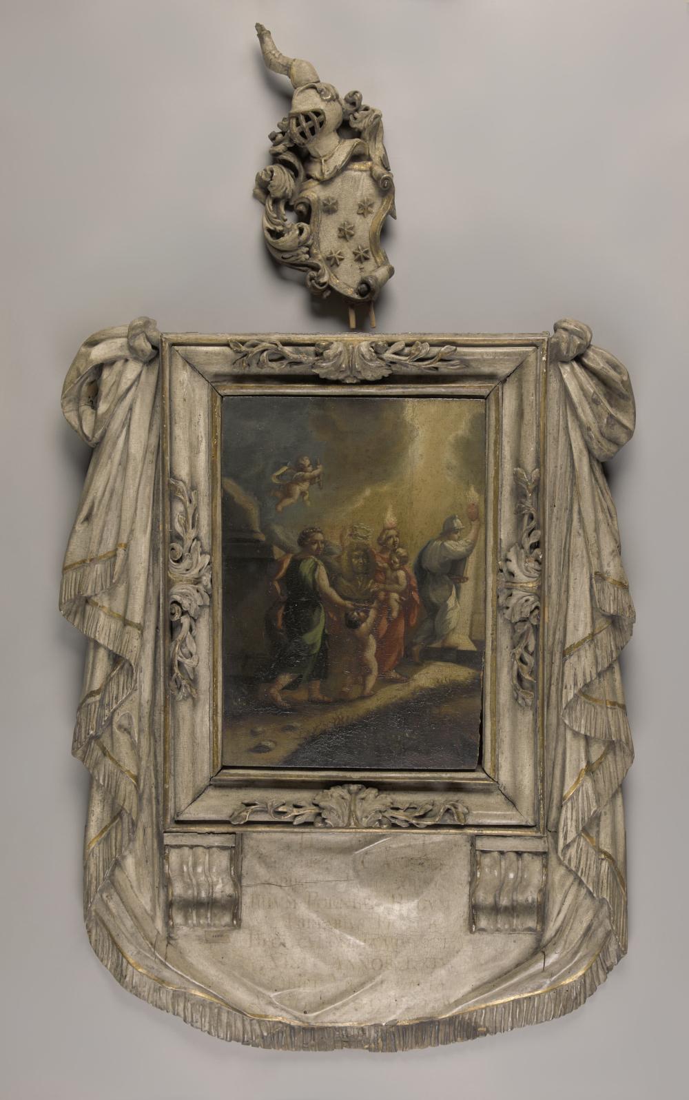 Epitafium Claude'a Callot'a