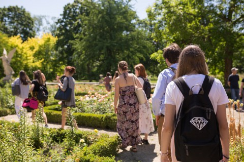 Botaniczna odyseja, gra terenowa, ogród, fot. E Behrens-Nowakowska.jpg