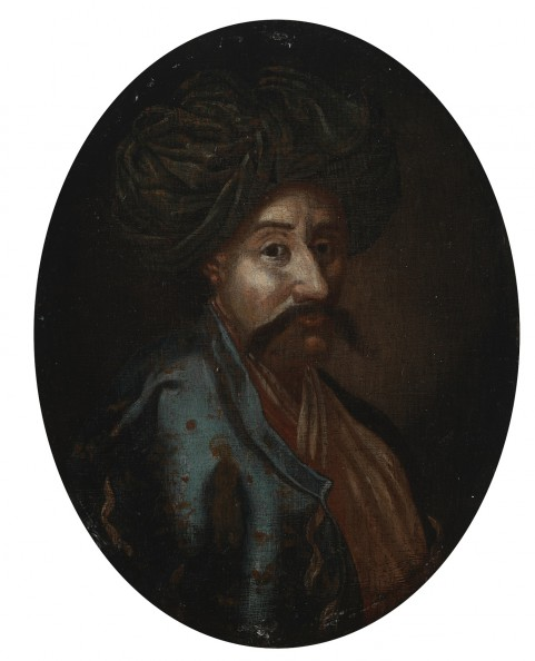 Kara Mustafa, XVIII, mal. nieznany, Z. Reszka.jpg