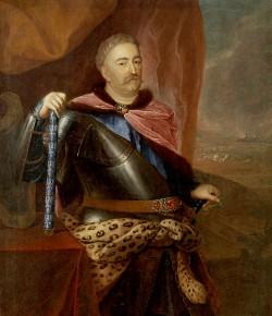 Jan III Sobieski, malarz nieznany, po 1683 roku, w zbiorach Muzeum Pałacu Króla Jana III w Wilanowie; fot. W. Holnicki