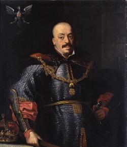 Jan Kazimierz, malarz polski, 2. poł. XVII w., ze zbiorów Muzeum Pałacu Króla Jana III w Wilanowie; fot. Z. Reszka
