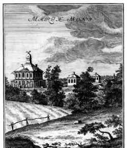 Marymont, pałacyk Marii Kazimiery