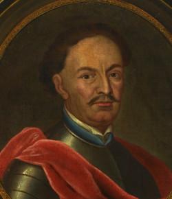 Hieronim Lubomirski, portret z kolekcji Muzeum Pałacu w Wilanowie