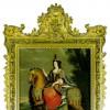Portret konny Marii Kazimiery Sobieskiej