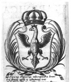 Herb Janina rodu Sobieskich