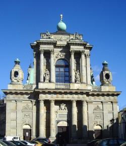 Kościół karmelitów w Warszawie