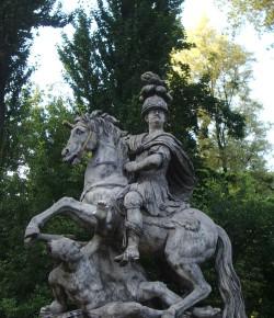 Pomnik Jana III na Agrykoli