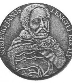 Medal upamiętniający 300. rocznicę wyzwolenia Szecseny