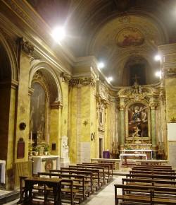Kościół św. Stanisława w Rzymie