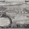 Bitwa pod Warszawą, dzień 3, rycina wg Erika Dahlbergha