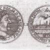 Medal z okazji pobytu Jana III Sobieskiego i Marii Kazimiery na Pomorzu w 1677 r.