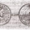 Medal z okazji przyjazdu Jana III Sobieskiego na Pomorze w 1685 r.