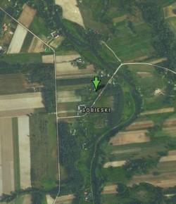 Widok z lotu ptaka z Google Maps