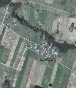 Widok z lotu ptaka - z Google Maps