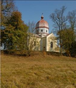 Cerkiew w pobliskiej Kobylnicy Wołoskiej, fot. J. Mazur