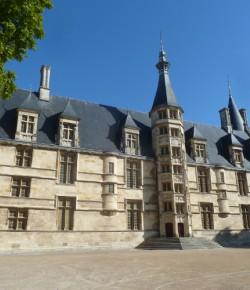 Palais Ducal w Nevers, miejsce narodzin Marii Kazimiery, fot. J. Kodzik