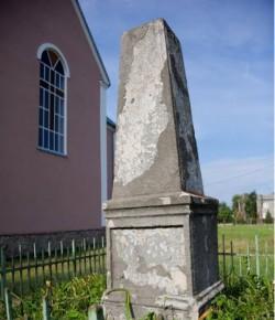 Pomnik w Niemirowie, fot. T. Poźniak