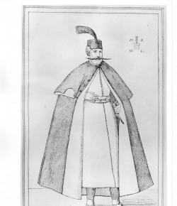 Marek Sobieski wg XIX-wiecznej grafiki