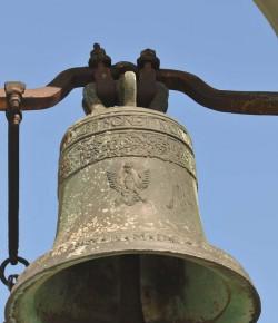 Dzwon w Pomorzanach, fot. R. Szleszyński