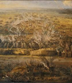Bitwa pod Chocimiem, Polska, koniec XVII w., Bayerische Staatsgemäldesammlungen w Monachium