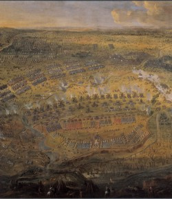 Bitwa pod Żórawnem, Polska, kon. XVII w., Bayerische Staatsgemäldesammlungen w Monachium