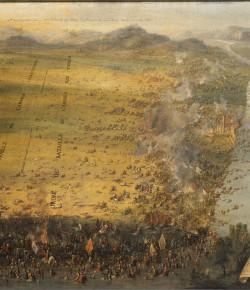 Bitwa pod Parkanami, Polska, koniec XVII w., Bayerische Staatsgemäldesammlungen w Monachium