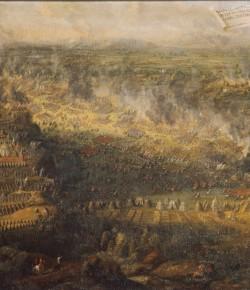 Bitwa pod Lwowem, Polska, koniec XVII w., Bayerische Staatsgemäldesammlungen w Monachium
