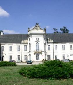 XVIII-wieczny pałac Eustachego Potockiego w Radzyniu Podlaskim