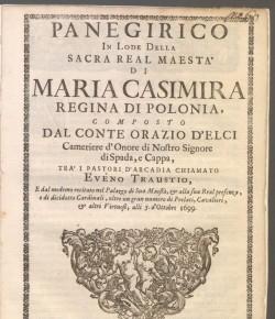 karta tytułowa egzemplarza z Biblioteki Narodowej w Warszawie
