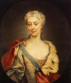 E. Gill, Portret Marii Klementyny Sobieskiej, The National Galleries of Scotland