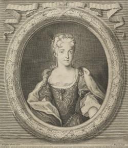 Charles Duuis, Portret Marii Klementyny Sobieskiej, The National Galleries of Scotland