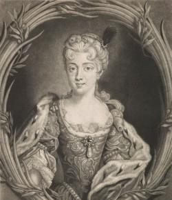 Portret Marii Klementyny Sobieskiej, The National Galleries of Scotland