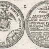 detal: medal wybity na pamiątkę zwycięstwa © Wien Museum