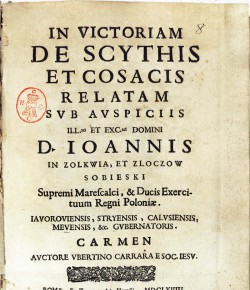 Zdjęcie dzięki uprzejmości Biblioteca Casanatense, Roma