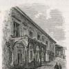 Ruiny zamku w Żółkwi na XIX-wiecznej grafice