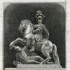 Pomnik Jana III w XIX-wiecznej grafice