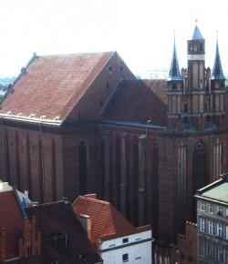 Kościół franciszkanów w Toruniu