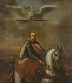 Jerzy Sebastian Lubomirski, z kolekcji Muzeum Pałacu w Wilanowie
